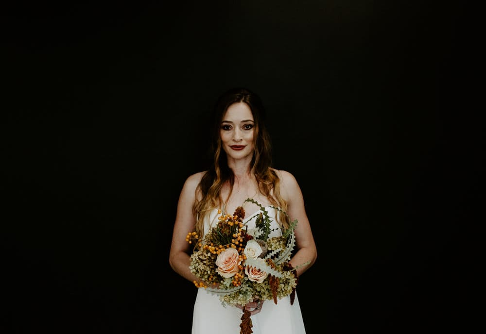 Bridal Session at The Lumen Room in Dallas, Texas