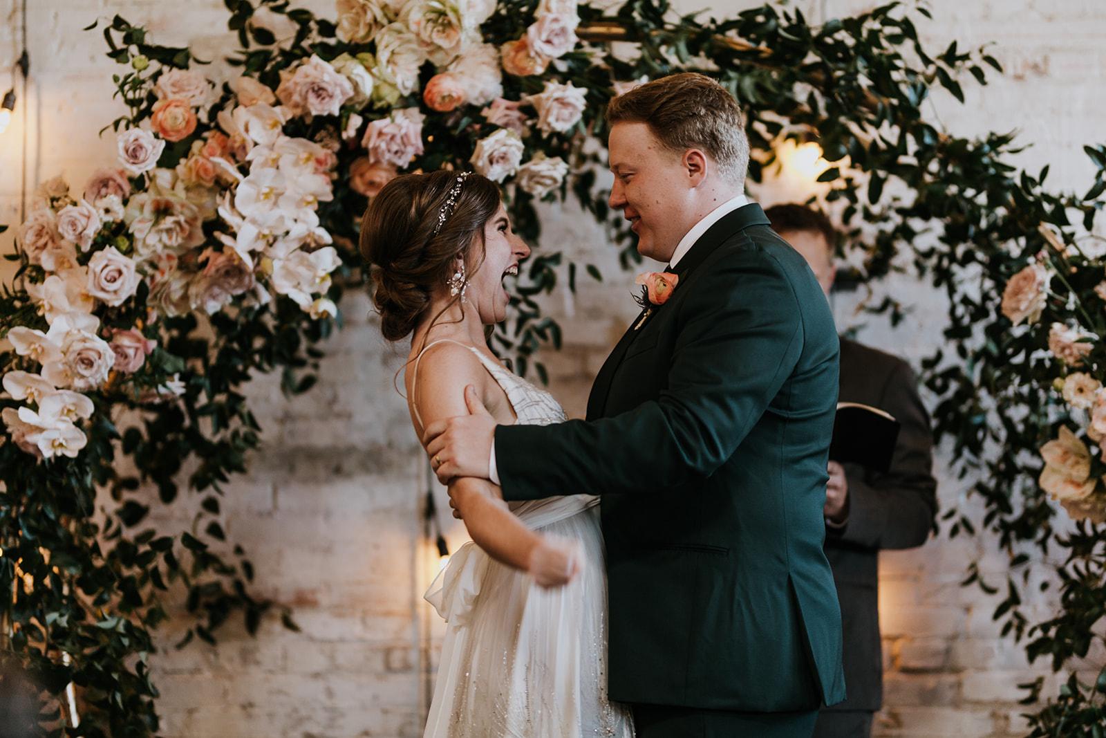 Brake and Clutch Warehouse Industrial Wedding Dallas Texas