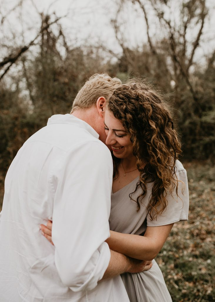 White Rock Lake Engagement Session - Dallas Wedding Photographer - Dallas Engagement Photographer