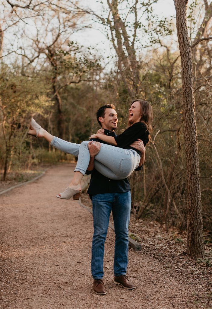 Prairie Creek Park Engagement Session-Fort Worth Engagement Photographer-Texas Adventure Photographer-Best Places to Propose in Dallas - Best Engagement Session Locations in Dallas - Texas Adventure Photographer - Texas Elopement Photographer - Texas Wedding Photographer - Dallas Wedding Photographer - Dallas Engagement Photographer - Rockledge Park - Grapevine, Texas - Texas Engagement Photographer